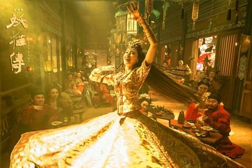 """Top mỹ nhân cổ trang Hoa ngữ: Trương Thiên Ái - Nàng thái tử phi """"nhà nghèo, thiếu vải"""" vẫn đủ sức khuynh đảo màn ảnh - Ảnh 10"""
