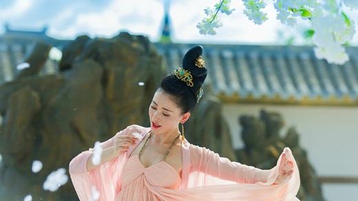 """Top mỹ nhân cổ trang Hoa ngữ: Trương Thiên Ái - Nàng thái tử phi """"nhà nghèo, thiếu vải"""" vẫn đủ sức khuynh đảo màn ảnh - Ảnh 3"""