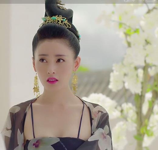 """Top mỹ nhân cổ trang Hoa ngữ: Trương Thiên Ái - Nàng thái tử phi """"nhà nghèo, thiếu vải"""" vẫn đủ sức khuynh đảo màn ảnh - Ảnh 4"""