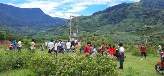 Quảng Bình: Học sinh lớp 5 bị điện giật tử vong vì leo trạm biến áp bắt chim - Ảnh 1