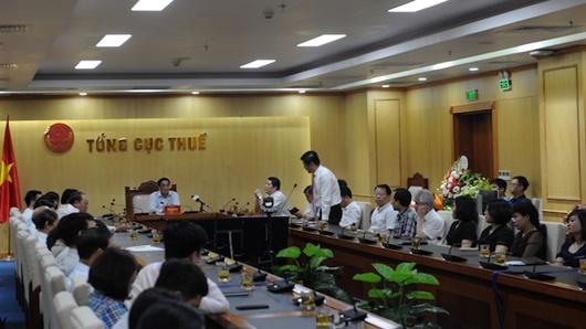 Ông Vũ Chí Hùng giữ chức Phó Tổng cục trưởng Tổng cục Thuế - Ảnh 1