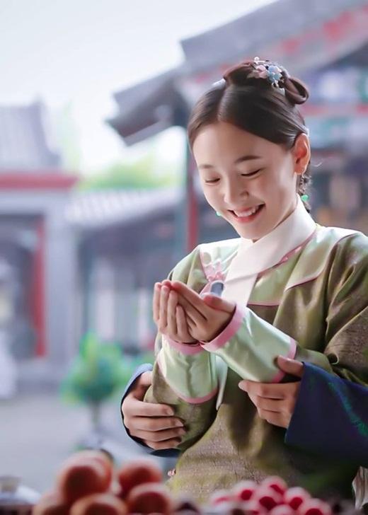 """Top mỹ nhân cổ trang Hoa ngữ: Ngô Thiến - Tiểu tinh linh """"hồn nhiên thiên thành"""", diễn với ai cũng tình như mật ngọt - Ảnh 12"""