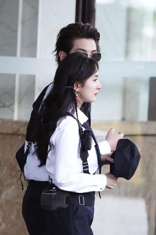 Dương Mịch liên tục biến hóa style, khoe nhan sắc như gái đôi mươi dù đã là mẹ một con 33 tuổi - Ảnh 7