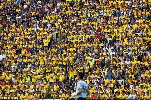 Tin tức thể thao mới nóng nhất ngày 9/6/2020: Báo Anh muốn có sân vận đồng đầy ắp khán giả như Việt Nam - Ảnh 1