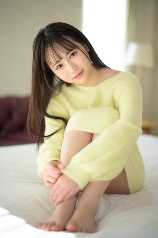 """""""Thánh nữ"""" Rikka Ono 18 tuổi, chỉ cao 1m48 vẫn khiến làng giải trí Nhật Bản """"chao đảo"""" khi vừa gia nhập - Ảnh 4"""