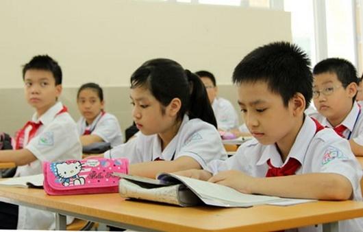 Hơn 3.000 thí sinh dự thi THCS chương trình song bằng ở Hà Nội - Ảnh 1