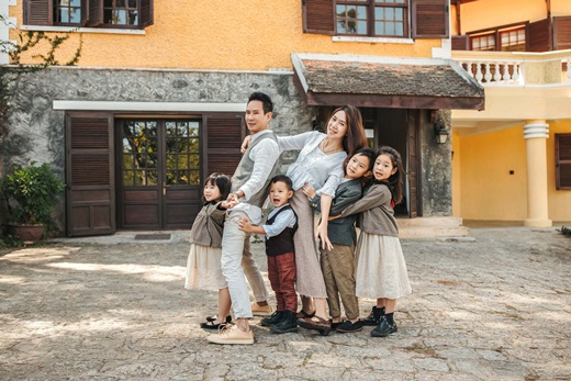Vợ chồng Lý Hải - Minh Hà khoe ảnh ngọt ngào như ngày mới yêu - Ảnh 3