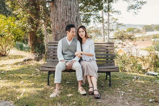 Vợ chồng Lý Hải - Minh Hà khoe ảnh ngọt ngào như ngày mới yêu - Ảnh 6