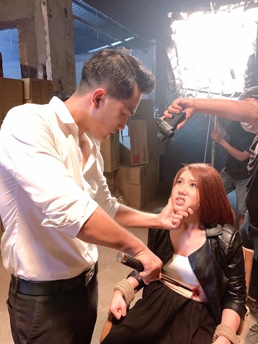"""Thúy Ngân quên đi hình ảnh """"bánh bèo vô dụng"""", nỗ lực thành đả nữ mới của màn ảnh Việt - Ảnh 2"""
