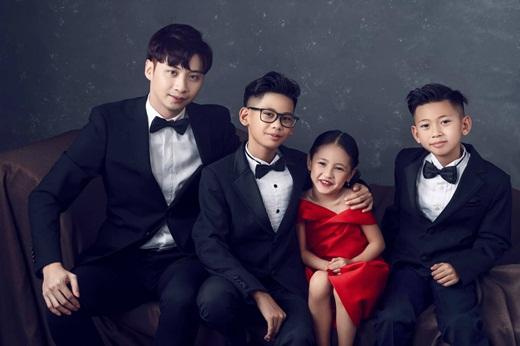 """Hoa hậu Hà Kiều Anh khoe ảnh gia đình quyền quý, sang trọng """"hết phần thiên hạ"""" nhân kỷ niệm 13 năm ngày cưới - Ảnh 6"""