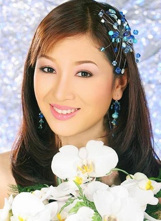 Nhan sắc mặn mà, đằm thắm nhiều người ngưỡng mộ ở tuổi 41 của á hậu Thu Hương - Ảnh 1