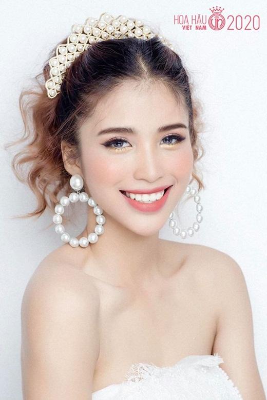 Người đẹp Huế 2K2 sở hữu nét đẹp cực Tây là ứng viên sáng giá Hoa hậu Việt Nam 2020 - Ảnh 1