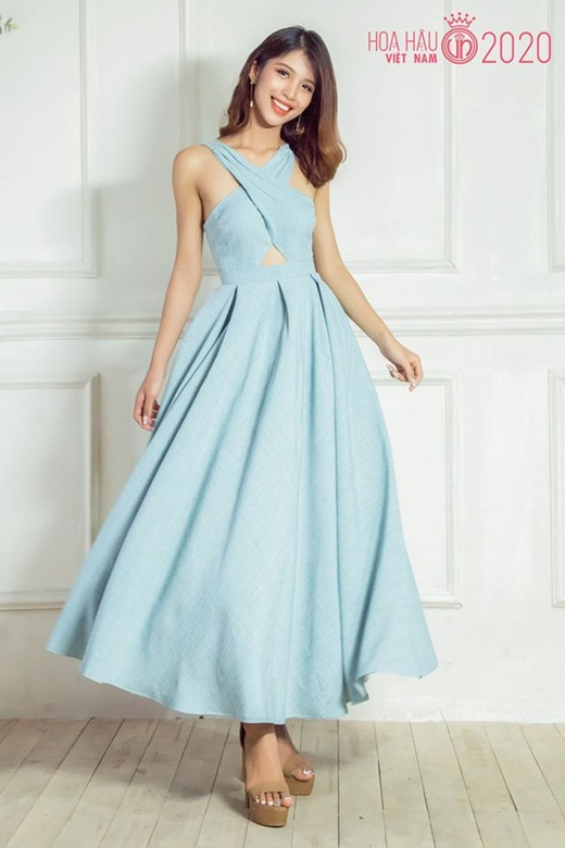 Người đẹp Huế 2K2 sở hữu nét đẹp cực Tây là ứng viên sáng giá Hoa hậu Việt Nam 2020 - Ảnh 2