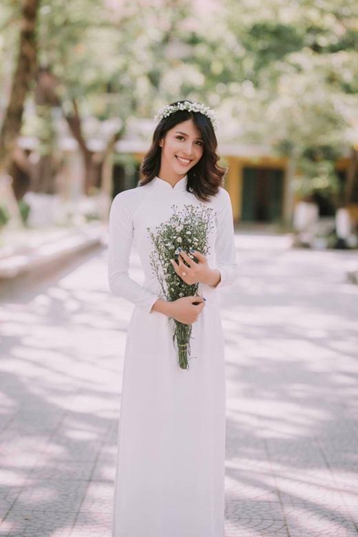 Người đẹp Huế 2K2 sở hữu nét đẹp cực Tây là ứng viên sáng giá Hoa hậu Việt Nam 2020 - Ảnh 3