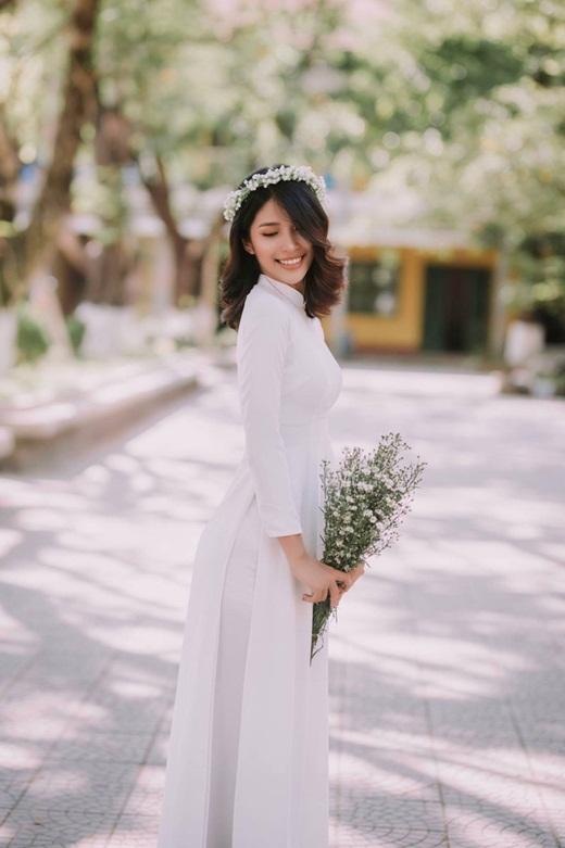 Người đẹp Huế 2K2 sở hữu nét đẹp cực Tây là ứng viên sáng giá Hoa hậu Việt Nam 2020 - Ảnh 5