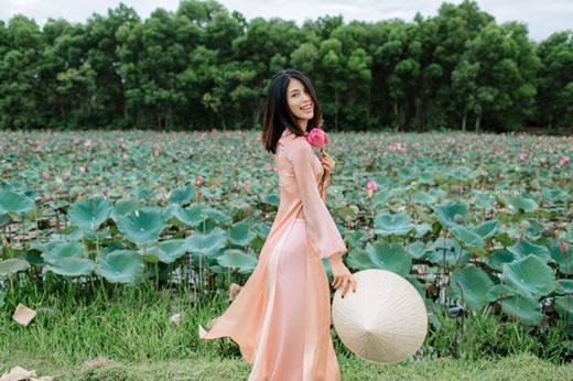Người đẹp Huế 2K2 sở hữu nét đẹp cực Tây là ứng viên sáng giá Hoa hậu Việt Nam 2020 - Ảnh 6