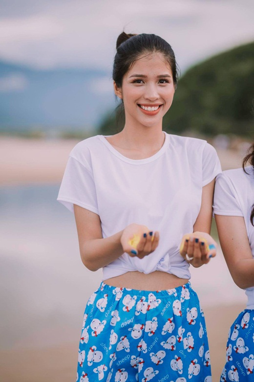 Người đẹp Huế 2K2 sở hữu nét đẹp cực Tây là ứng viên sáng giá Hoa hậu Việt Nam 2020 - Ảnh 7
