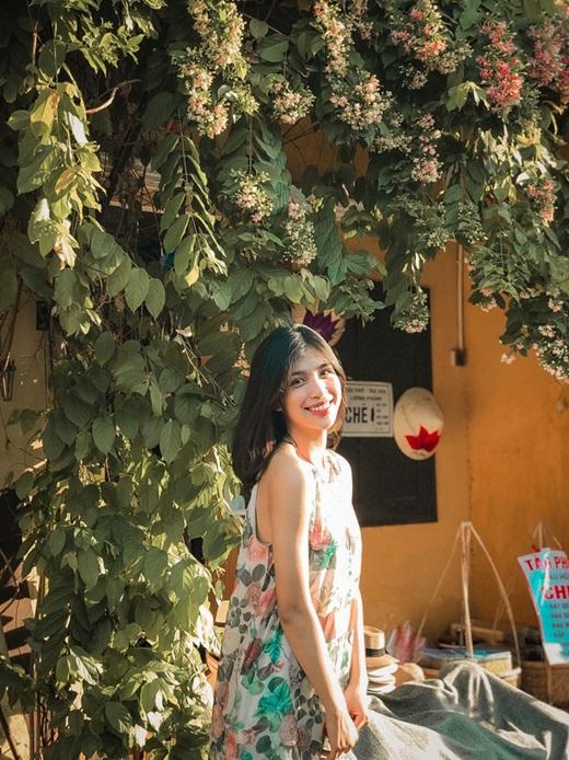 Người đẹp Huế 2K2 sở hữu nét đẹp cực Tây là ứng viên sáng giá Hoa hậu Việt Nam 2020 - Ảnh 8