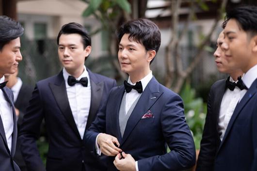 Hình ảnh ngọt ngào quá đỗi trong đám cưới của á hậu Thúy Vân và chồng điển trai Nhật Vũ - Ảnh 8