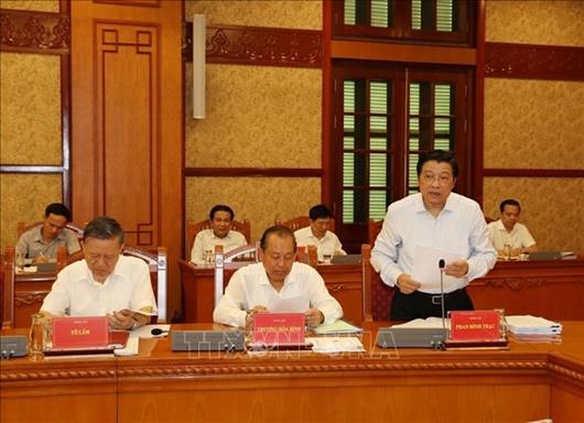 Phiên họp thứ 18 Ban Chỉ đạo Trung ương về phòng, chống tham nhũng - Ảnh 2