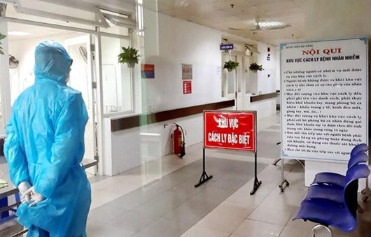 Chi tiết lịch trình của 11 bệnh nhân COVID-19 đang cách ly tại Bệnh viện Đà Nẵng - Ảnh 1