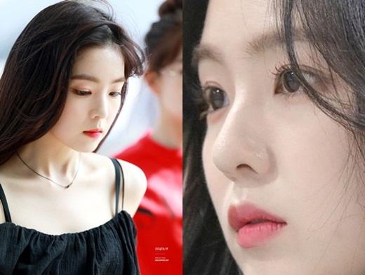 """Ảnh cận mặt """"soi từng lông tơ"""" sao Hàn: Mỹ nhân huyền thoại Lee Young Ae quá đẹp nhưng đàn em còn gây sốc hơn - Ảnh 4"""