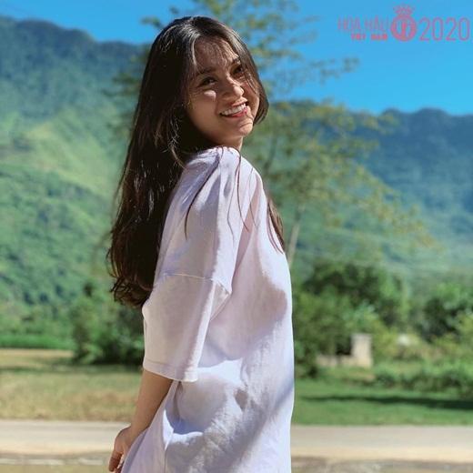 """Thí sinh Hoa hậu Việt Nam 2020 có """"profile không phải dạng vừa"""": Từng làm ở VTV, đóng """"Về nhà đi con"""" - Ảnh 1"""