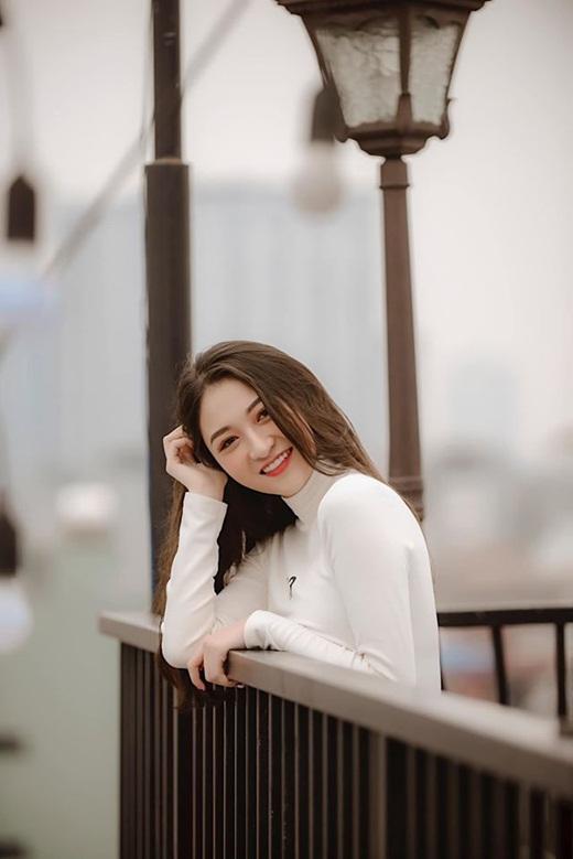 """Thí sinh Hoa hậu Việt Nam 2020 có """"profile không phải dạng vừa"""": Từng làm ở VTV, đóng """"Về nhà đi con"""" - Ảnh 6"""