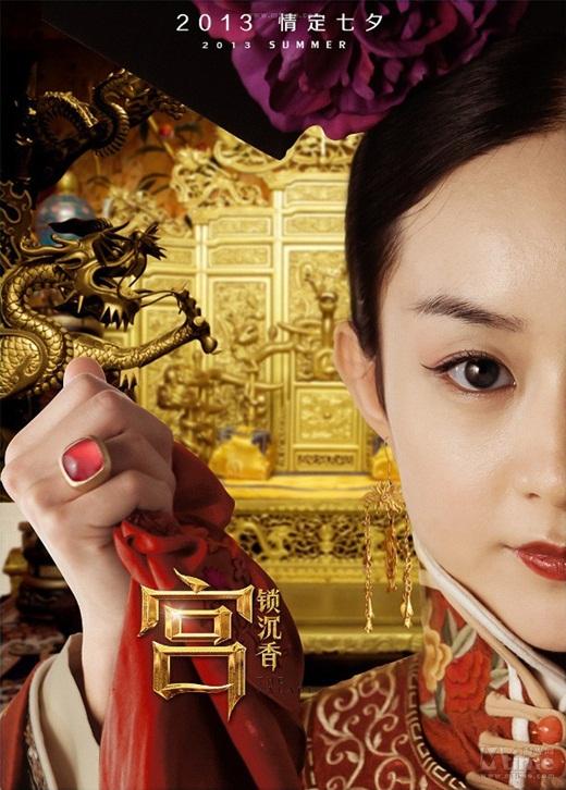 """Vai ác duy nhất trong sự nghiệp diễn xuất của Triệu Lệ Dĩnh từng khiến khán giả """"nổi da gà"""" - Ảnh 1"""