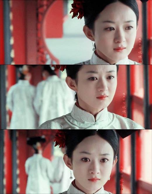 """Vai ác duy nhất trong sự nghiệp diễn xuất của Triệu Lệ Dĩnh từng khiến khán giả """"nổi da gà"""" - Ảnh 12"""
