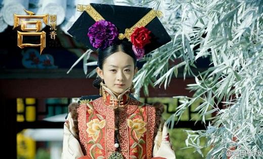 """Vai ác duy nhất trong sự nghiệp diễn xuất của Triệu Lệ Dĩnh từng khiến khán giả """"nổi da gà"""" - Ảnh 7"""