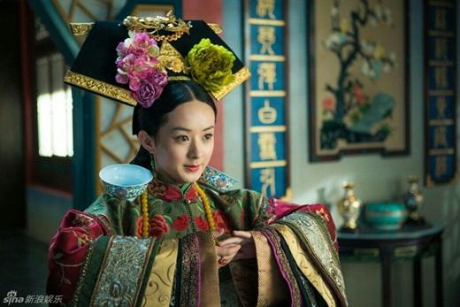 """Vai ác duy nhất trong sự nghiệp diễn xuất của Triệu Lệ Dĩnh từng khiến khán giả """"nổi da gà"""" - Ảnh 8"""