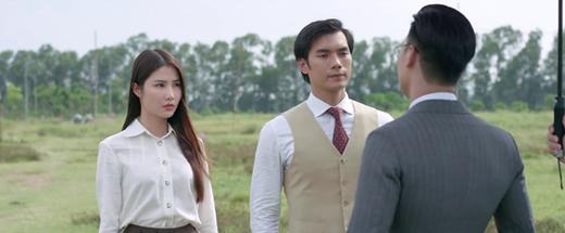 Tình yêu và tham vọng tập 45: Tuệ Lâm tuyệt vọng vì Linh xuất hiện trở lại bên vị hôn phu - Ảnh 2