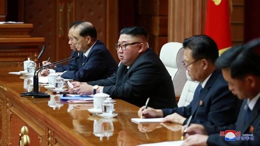 Ông Kim Jong-un bổ nhiệm tân Thủ tướng Triều Tiên - Ảnh 1