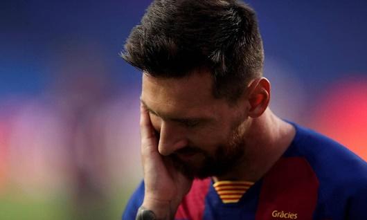 """Messi muốn rời Barca ngay trong hè này sau trận thua """"nhục nhã"""" trước Bayern - Ảnh 1"""