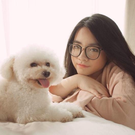 Con gái 18 tuổi của Hiền Thục giảm 25kg, trở thành tiểu mỹ nhân showbiz Việt - Ảnh 2