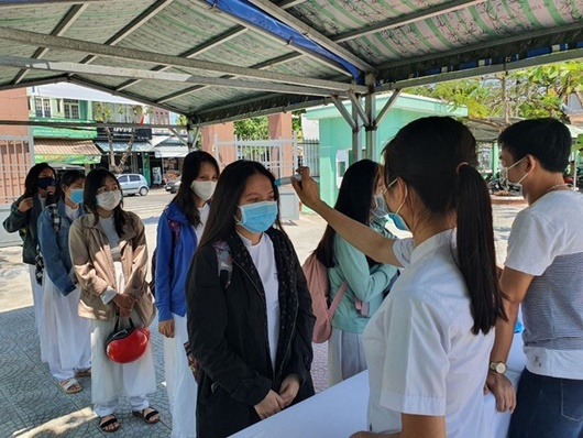 Đà Nẵng đề xuất thi tốt nghiệp THPT từ 2-5/9 thay vì cuối tháng 8 - Ảnh 1