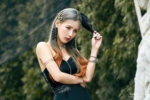 Nhan sắc nữ idol gây chao đảo mạng xã hội những ngày gần đây: Kpop vừa có thêm nữ thần mới - Ảnh 8