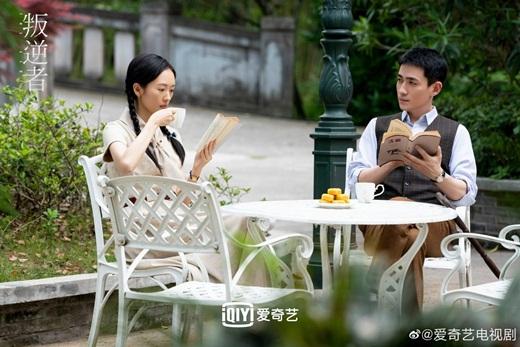 """Loạt ảnh ngọt ngào """"đốn tim"""" fan của các cặp đôi Hoa ngữ nhân ngày Thất Tịch - Ảnh 4"""