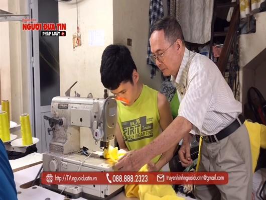 Trung tâm nhân đạo Linh Quang - Ươm mầm khát vọng sống của người khuyết tật - Ảnh 1
