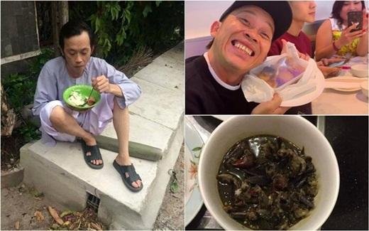 Hoài Linh khoe bát cơm giản dị lúc tối muộn, gương mặt mệt mỏi khiến dàn sao Việt vào hỏi thăm - Ảnh 3