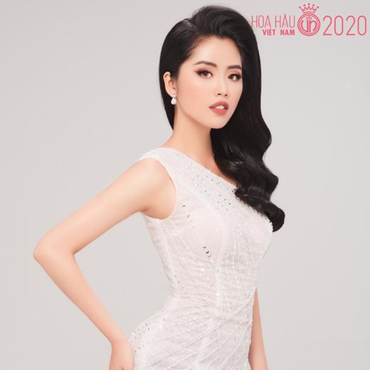 """Nữ BTV truyền hình thi Hoa hậu Việt Nam 2020: Nhan sắc rạng rỡ, múa dẻo, diễn thuyết """"thần sầu"""" - Ảnh 1"""