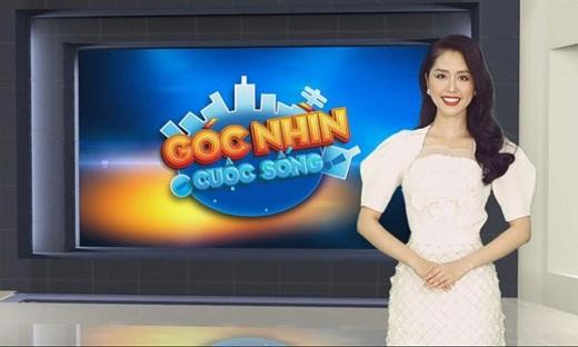"""Nữ BTV truyền hình thi Hoa hậu Việt Nam 2020: Nhan sắc rạng rỡ, múa dẻo, diễn thuyết """"thần sầu"""" - Ảnh 3"""