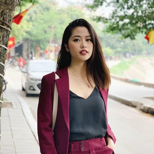 """Nữ BTV truyền hình thi Hoa hậu Việt Nam 2020: Nhan sắc rạng rỡ, múa dẻo, diễn thuyết """"thần sầu"""" - Ảnh 8"""