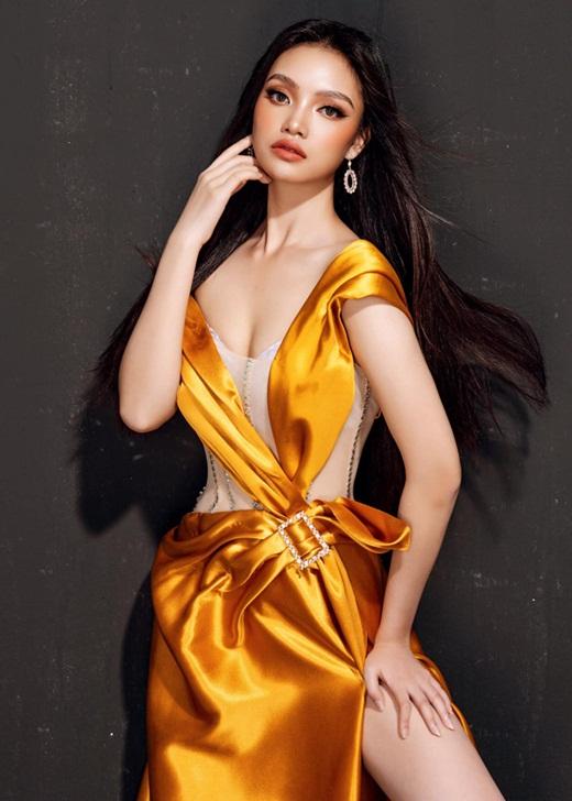 Người đẹp bị ép lấy chồng năm 17 tuổi ghi danh Hoa hậu Việt Nam 2020: Gương mặt sắc sảo hút mắt từ cái nhìn đầu tiên - Ảnh 2