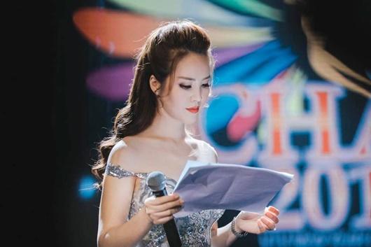 Á hậu Thụy Vân: Từ người đẹp ứng xử hay nhất tới BTV sắc sảo, thông minh trên sóng truyền hình - Ảnh 5