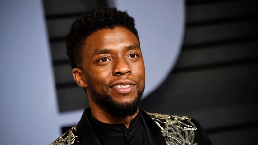 """Ngôi sao """"Black Panther"""" Chadwick Boseman qua đời ở tuổi 43 vì ung thư - Ảnh 1"""