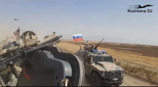 Tình hình chiến sự Syria mới nhất ngày 29/8: Lý do xe của lực lượng Nga tông thẳng vào xe quân sự Mỹ - Ảnh 1