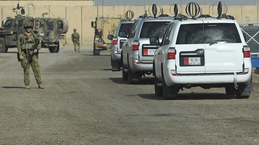 Tình hình chiến sự Syria mới nhất ngày 29/8: Lý do xe của lực lượng Nga tông thẳng vào xe quân sự Mỹ - Ảnh 3