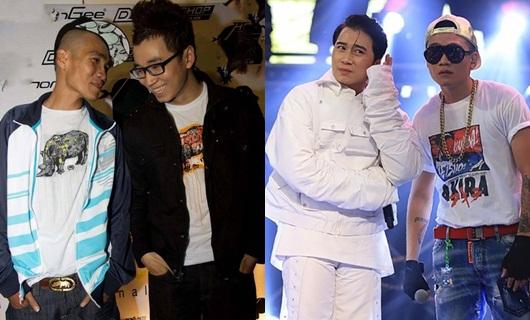 """Đen, Binz và loạt rapper Việt đình đám thuở mới vào nghề: """"Lão đại"""" Wowy cũng không tránh được vẻ ngây ngô - Ảnh 4"""